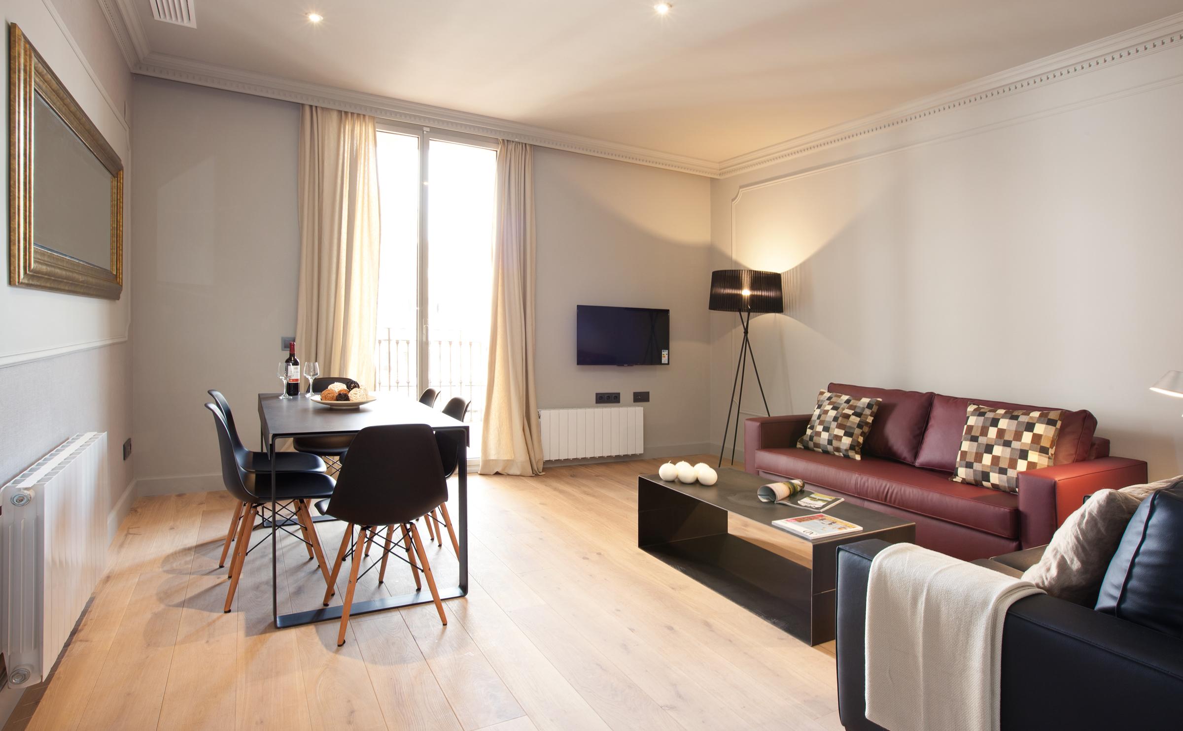 Wohnungen für medizinische Behandlungen   AB Apartment Barcelona