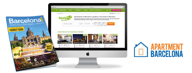 Apartment Barcelona acquires apartment rental website Desig Barcelona