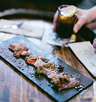 Enjoy an authentic tapas tour around Barcelona's best gastronomic hotspots