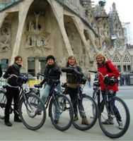 Gaudí Tour by Bike