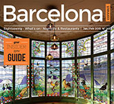 Online guide to Barcelona