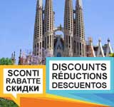 Barcelona activities and discounts